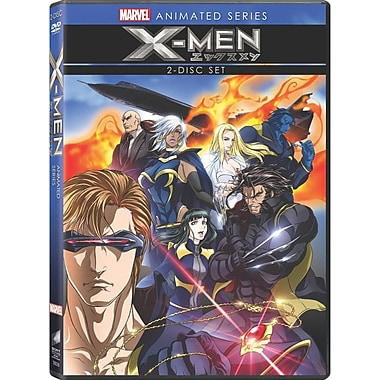 Marvel Anime: X-Men: Complete Series
