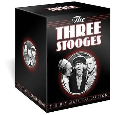 Three Stooges Collection: Complete Series Box Set
