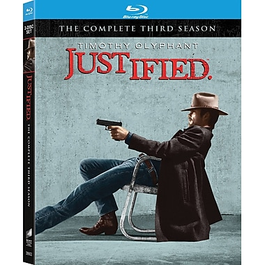 Justified: Season 3 (Blu-Ray + DVD)