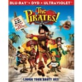Pirates! Band of Misfits (Blu-Ray + DVD + Digital Copy)