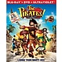 Pirates! Band of Misfits (Blu-Ray + DVD +