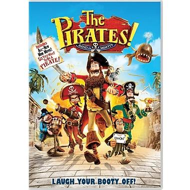 Pirates! Band of Misfits (DVD + Digital Copy)