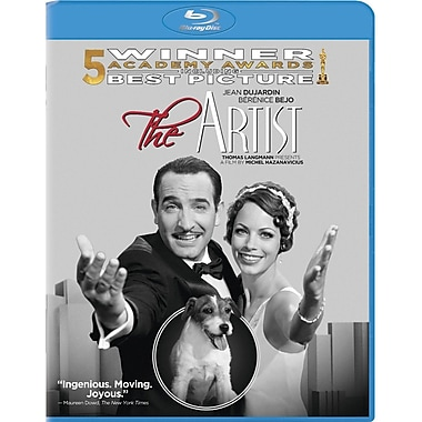 Artist, The (Blu-Ray + Digital Copy)