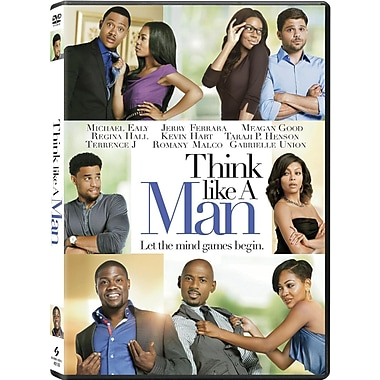 Think Like a Man (DVD + Digital Copy)