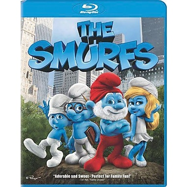 Smurfs (Blu-Ray + Digital Copy)