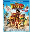Pirates! Band of Misfits 3D (Blu-Ray + DVD)