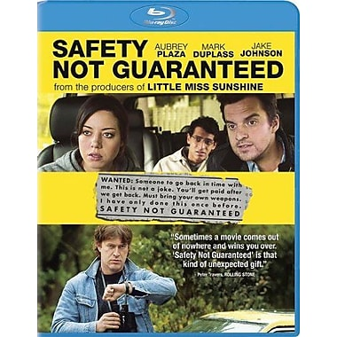 Safety Not Guaranteed (Blu-Ray)