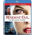 Resident Evil/ Afterlife/ Apocalypse/ Extinction (4-Pack) (Blu-Ray)