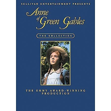 Anne of Green Gables: Trilogy Box Set