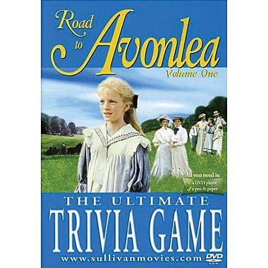 Ultimate Road to Avonlea DVD Trivia Game