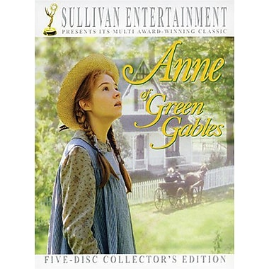 Anne of Green Gables: Trilogy Collector's Edition