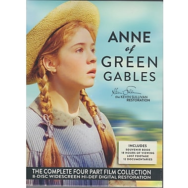 Anne of Green Gables: Remastered Complete Collection
