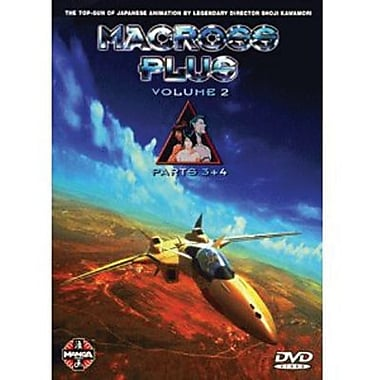 Macross Plus: Volume 2
