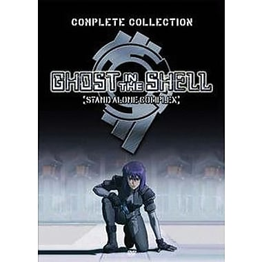 Ghost in the Shell S.A.C.: Season 2, Volume 7 (Special Edition)