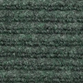 Apache Mills - Ribbed Entrance Mat, 3' x 10' - Green