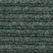 Apache Mills - Ribbed Entrance Mat, 4' x 8' - Green