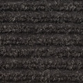 Apache Mills - Ribbed Entrance Mat, 4' x 8' - Charcoal