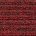 Apache Mills - Ribbed Entrance Mat, 4' x 8' - Red
