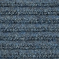 Apache Mills - Ribbed Entrance Mat, 2' x 3' - Blue