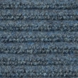 Apache Mills - Ribbed Entrance Mat, 3' x 10' - Blue