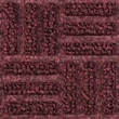 "Apache Mills Gatekeeper Premium Entry Mats, 45"" x 67"" - Burgundy"