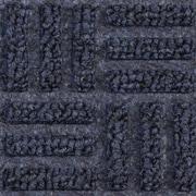 Apache Mills Gatekeeper Premium Entry Mats, 36 x 57 - Navy Blue