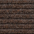 Apache Mills - Ribbed Entrance Mat, 4' x 6' - Brown