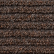 Apache Mills - Ribbed Entrance Mat, 4' x 8' - Brown