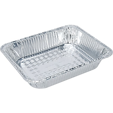 Boardwalk® Full Size Steam Table Pan, Deep, Aluminum, 15 lb