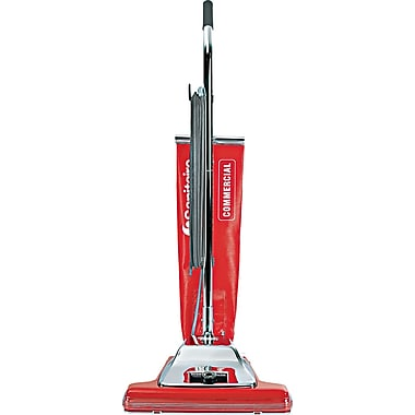 Electrolux 899 Quick Kleen Wide Track Vacuum With Vibra-Groomer, 7 A, Red