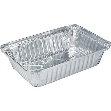 Handi-Foil® Oblong Aluminum Pan, 1 13/16