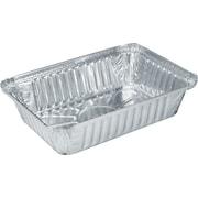 """Handi-Foil® Oblong Aluminum Pan, 1 13/16"""" H x 5 15/16"""" W x 8 7/16"""" D"""