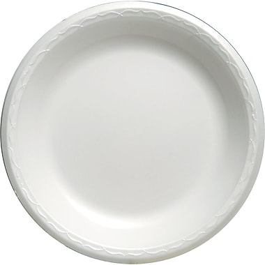 Genpak® Celebrity Dinnerware Plate, 43 1/5in. x 12in. x 12in.
