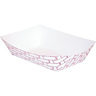 Boardwalk® Food Basket, 16 7/8in. x 13 1/8in. x 4 1/10in.