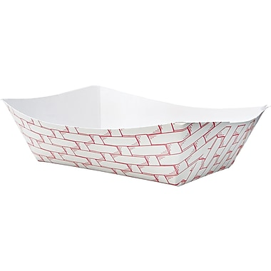 Boardwalk® Food Basket, 18 7/8in. x 11 3/8in. x 8 1/2in.