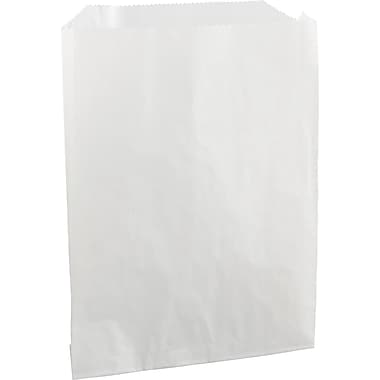 Boardwalk® Grease-resistant Sandwich/Pastry Bag, 7 1/4in. H x 6in. W x 3/4in. D