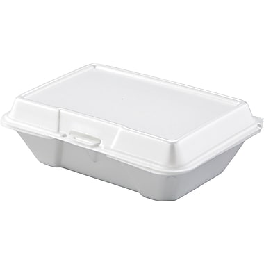 Dart® Hinged Lid Containers
