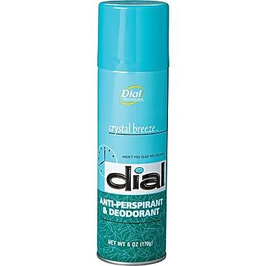 Dial® 00886 Anti-Perspirant and Deodorant, 6 oz.