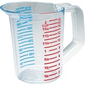 Rubbermaid® Bouncer® 321 Measuring Cup, Clear, 16 oz.