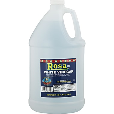 Rosa Marca Brand ® 5% White Vinegar, 4 Bottles/Case