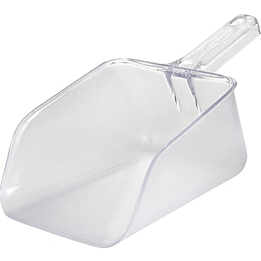 Bouncer® Utility Scoop, Clear, 64 oz