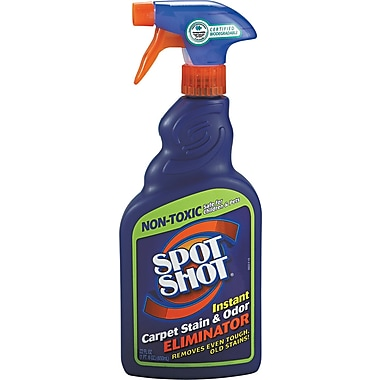 WD-40® F009716 Spot Shot Instant Carpet Stain and Odor Eliminator, 22 oz.