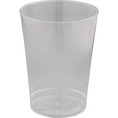 Comet™ Tall Tumbler, Clear, 10 oz