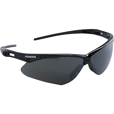 Jackson Safety® Nemesis® ANSI Z87.1 25688 Safety Eyewear, Smoke Mirror