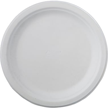 Chinet® Classic Tableware Plate, 9 3/4in. dia