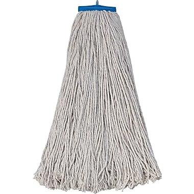 UNISAN® 732C Plastic Fiber Economical Lieflat Mop Head, White