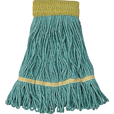 UNISAN® 501GN Super Loop Mop Head, Green