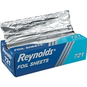 "Reynolds Wrap® Pop-up Interfolded Aluminum Foil Sheet, 12"" L x 10 3/4"" W"