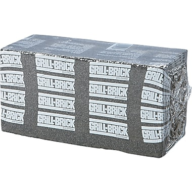 3M™ Grill-Brick™ GB12 Grill Brick Black, Stone-Like