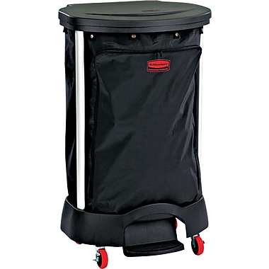 Rubbermaid® Premium Step-on Linen Hamper Bag, 19 7/8 x 13 3/8 x 29 1/4